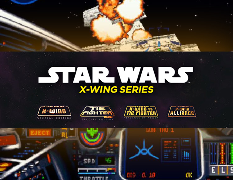 Star Wars : X-Wing Bundle (PC) фото