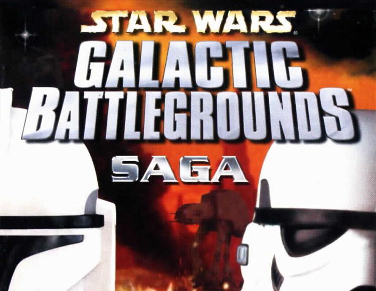 Star Wars Galactic Battlegrounds Saga (PC) фото