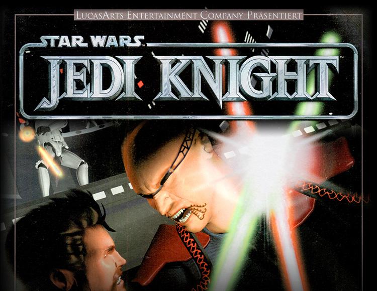 Star Wars Jedi Knight : Dark Forces II (PC) фото