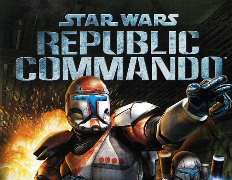 Star Wars Republic Commando (PC) фото