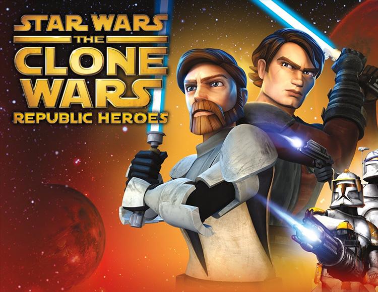 Star Wars The Clone Wars : Republic Heroes (PC) фото