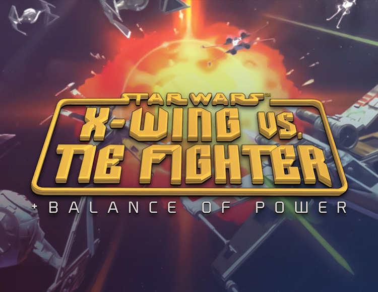 Star Wars: X-Wing vs Tie Fighter - Balance of Power Campaigns (PC)