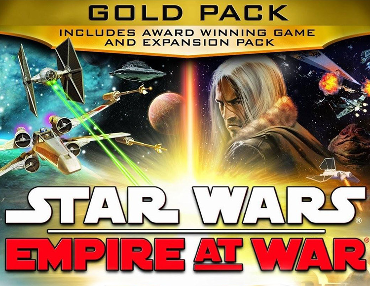 Star Wars® Empire at War™: Gold Pack (PC) фото