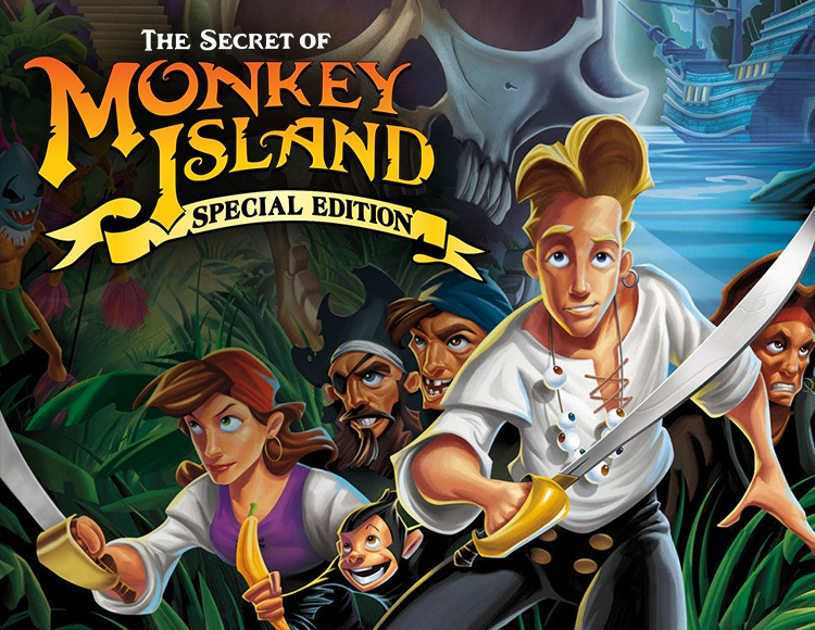 The Secret of Monkey Island : Special Edition (PC) фото