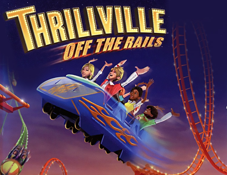 Thrillville : Off the Rails (PC) фото