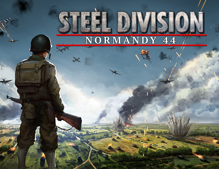Steel Division: Normandy 44 (PC) фото