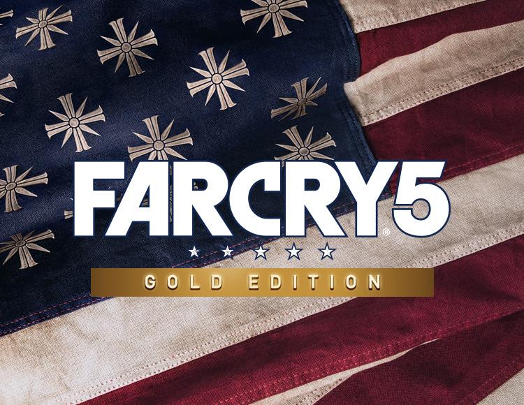 FAR CRY 5 Gold Edition (PC) фото