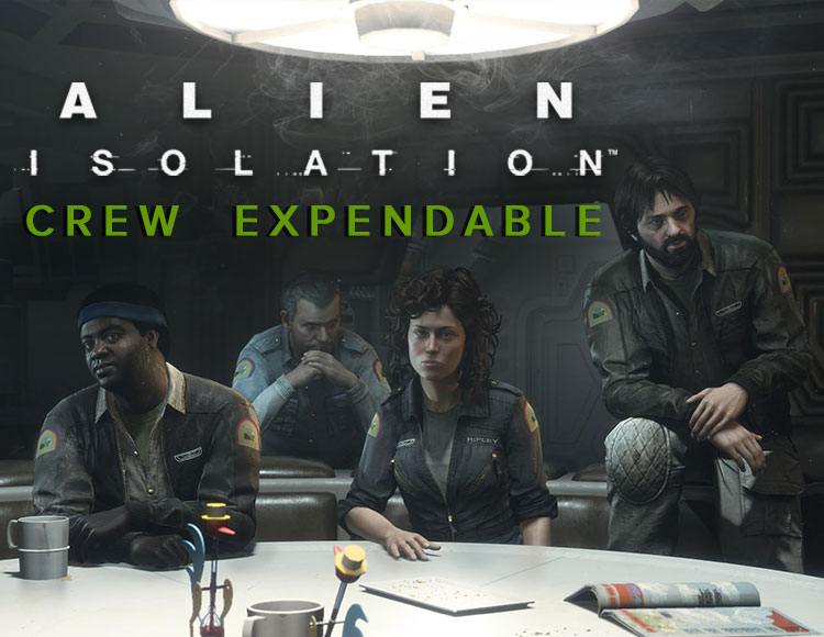 Alien : Isolation - Crew Expendable DLC (PC) фото