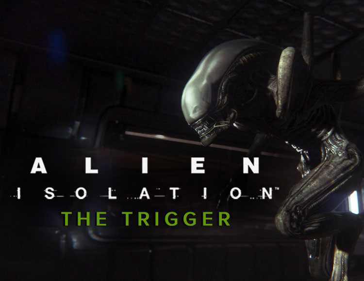 Alien : Isolation - The Trigger DLC (PC) фото