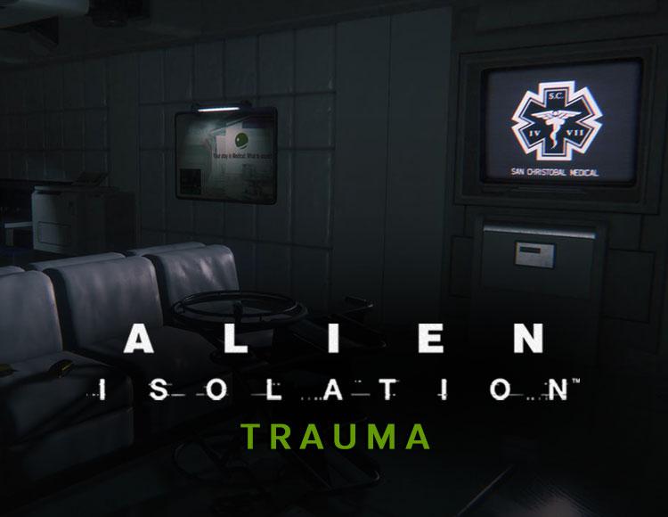 Alien : Isolation - Trauma DLC (PC) фото