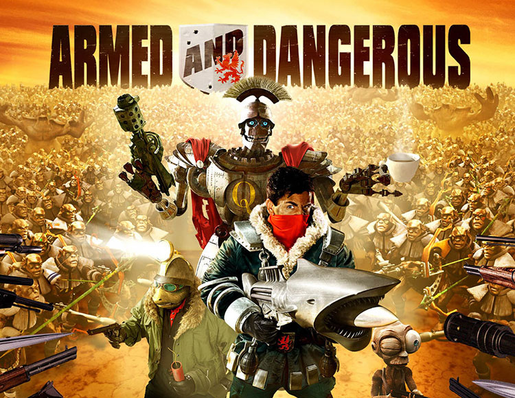 Armed and Dangerous (PC) фото