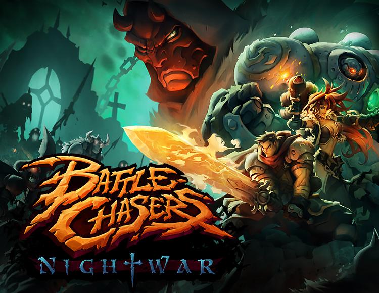 Battle Chasers: Nightwar (Предзаказ) (PC)