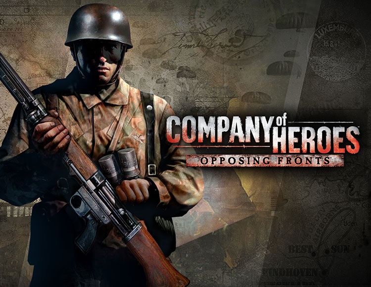 Company of Heroes - Opposing Fronts (PC) фото