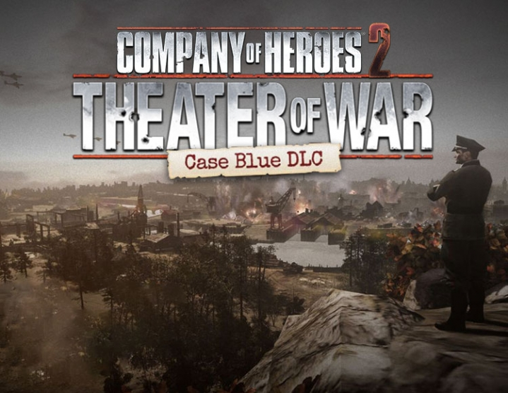 Case Blue Company Of Heroes 2 : Company of heroes 2 : theatre of war case blue dlc pack pc