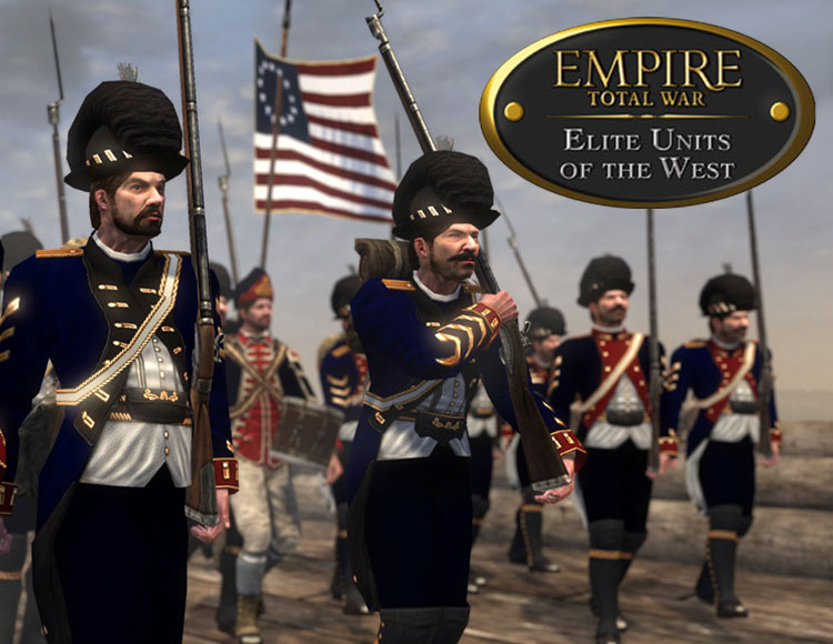 Empire : Total War - Elite Units of the West DLC (PC)