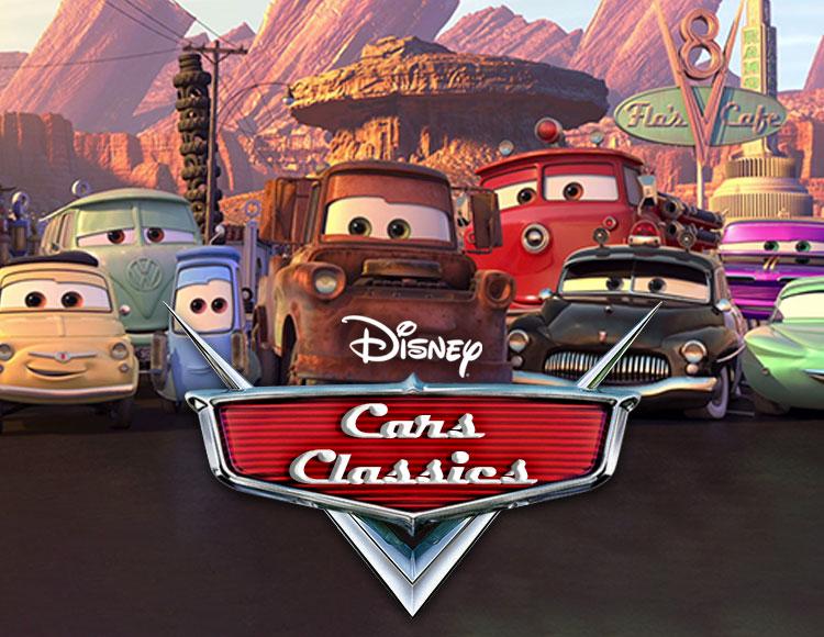Disney Cars Classics (PC) фото