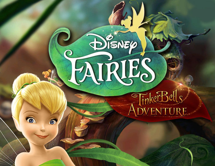 Disney Fairies : TinkerBell's Adventure (PC) фото