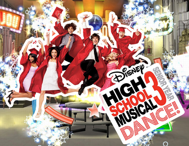 Disney High School Musical 3: Senior Year Dance (PC) фото