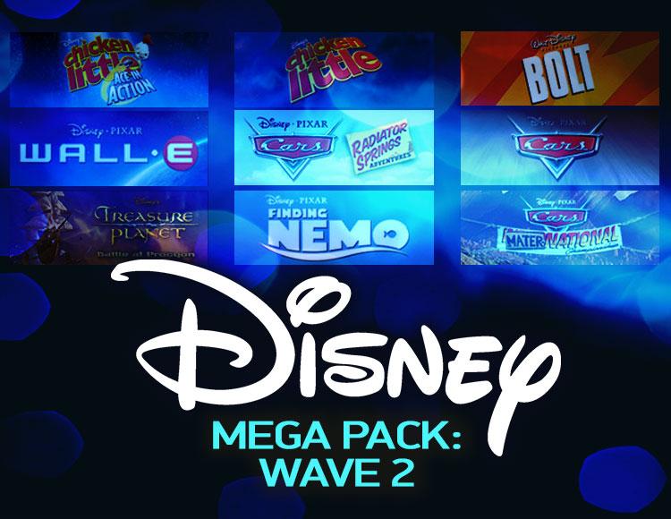 Disney Mega Pack : Wave 2 (PC) фото