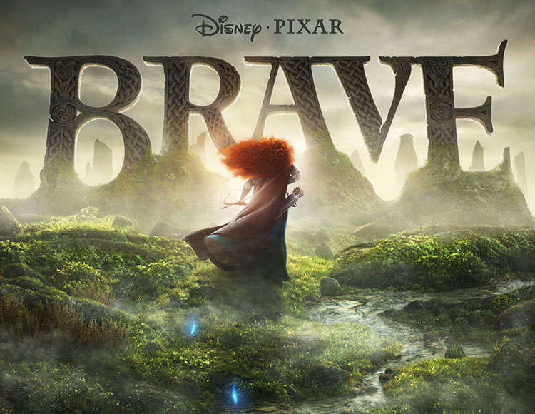 Disney Pixar Brave (PC) фото