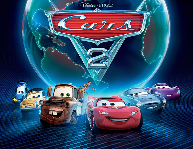 Disney Pixar Cars 2 (PC) фото