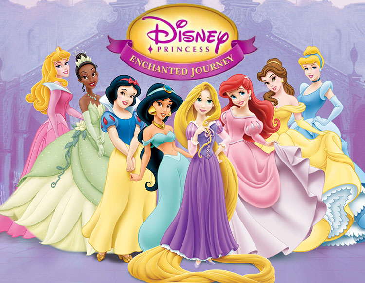 Disney Princess : Enchanted Journey (PC) фото