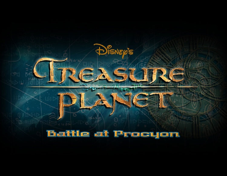 Disney's Treasure Planet : Battle at Procyon (PC) фото