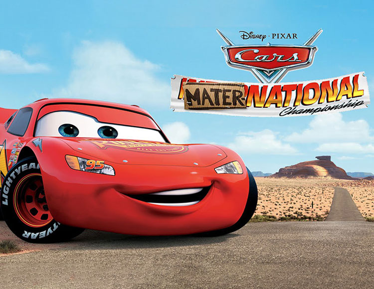Disney•Pixar Cars : Mater-National Championship (PC) фото