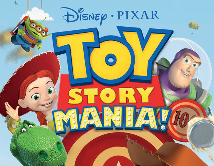 Disney•Pixar Toy Story Mania! (PC) фото