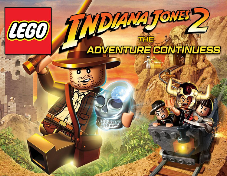 LEGO Indiana Jones 2 : The Adventure Continues (PC)
