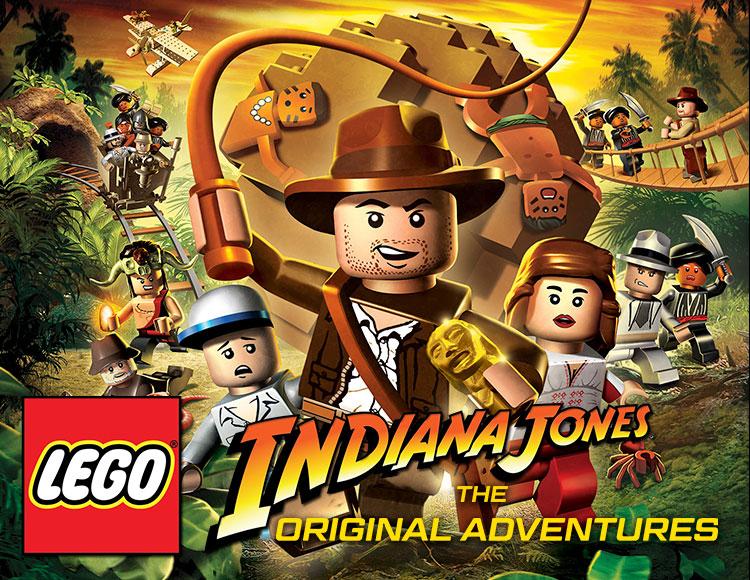 LEGO Indiana Jones : The Original Adventures (PC) фото