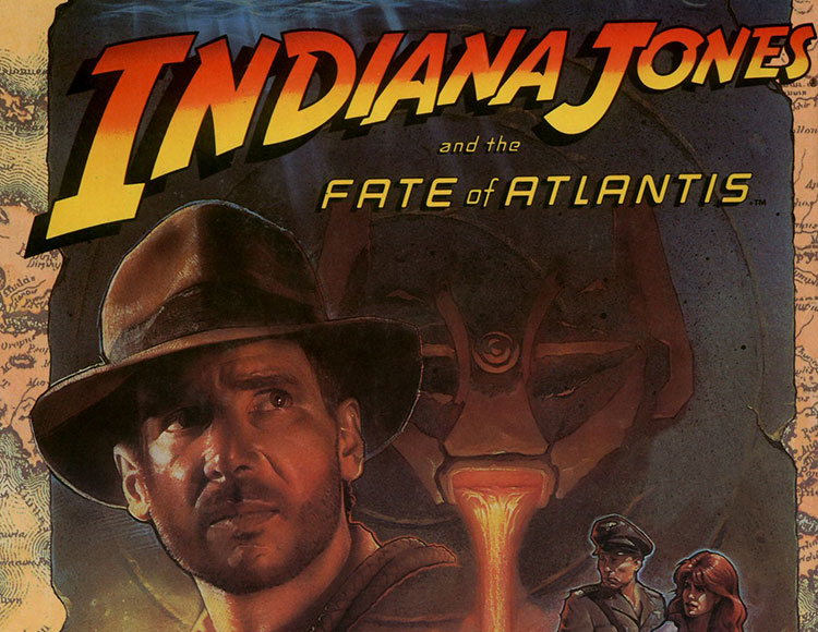 Indiana Jones and the Fate of Atlantis (PC) фото