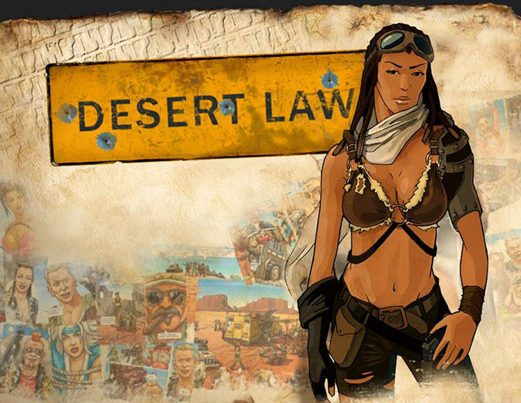 Desert Law (PC) фото