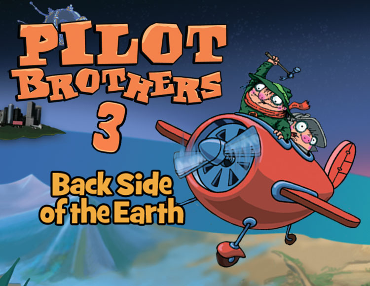 Pilot Brothers 3: Back Side of the Earth (PC) фото