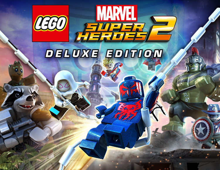 LEGO® Marvel Super Heroes 0 - Deluxe Edition (Предзаказ) (PC)