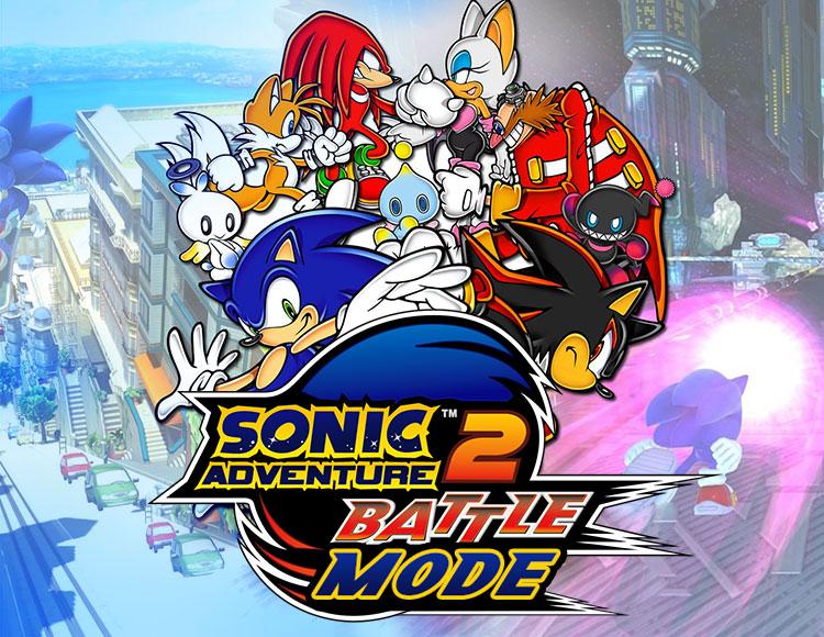 Sonic Adventure 2 - Battle Mode DLC (PC) фото