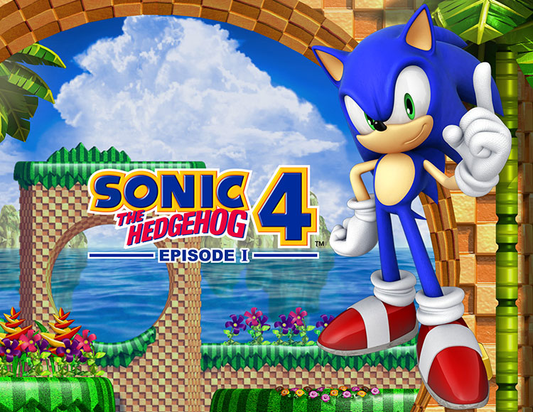Sonic The Hedgehog 4 Episode I (PC) фото