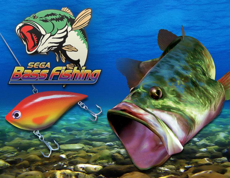 SEGA Bass Fishing (PC) фото