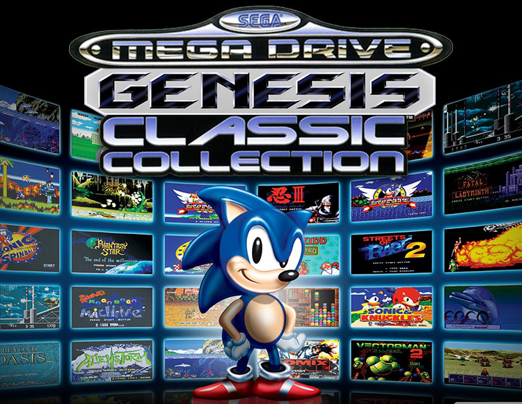 SEGA Megadrive and Genesis Classics Collection (PC) фото