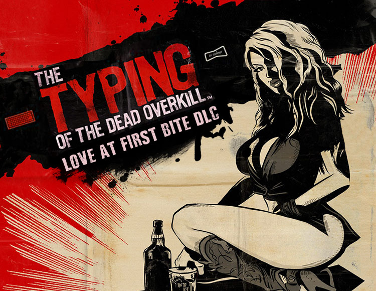 The Typing of the Dead : Overkill - Love at First Bite DLC (PC) фото