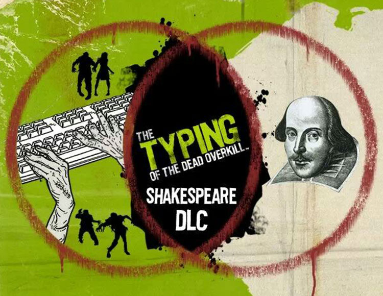 The Typing of the Dead : Overkill - Shakespeare DLC (PC) фото