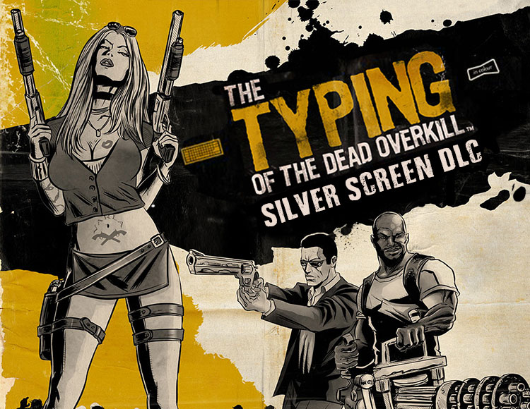 The Typing of the Dead : Overkill - Silver Screen DLC (PC)