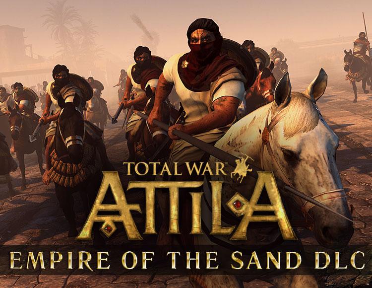 Total War : Attila - Empire of The Sand DLC (PC) фото