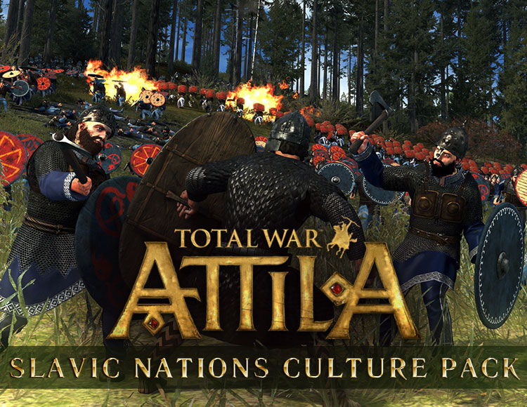 Total War : Attila - Slavic Nations Culture Pack DLC (PC)