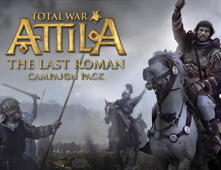 Total War : Attila - The Last Roman DLC (PC) фото