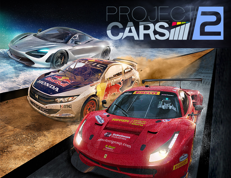 Project Cars 2 (Предзаказ) (PC)