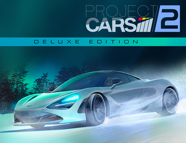 Project Cars 2 Deluxe (PC) фото