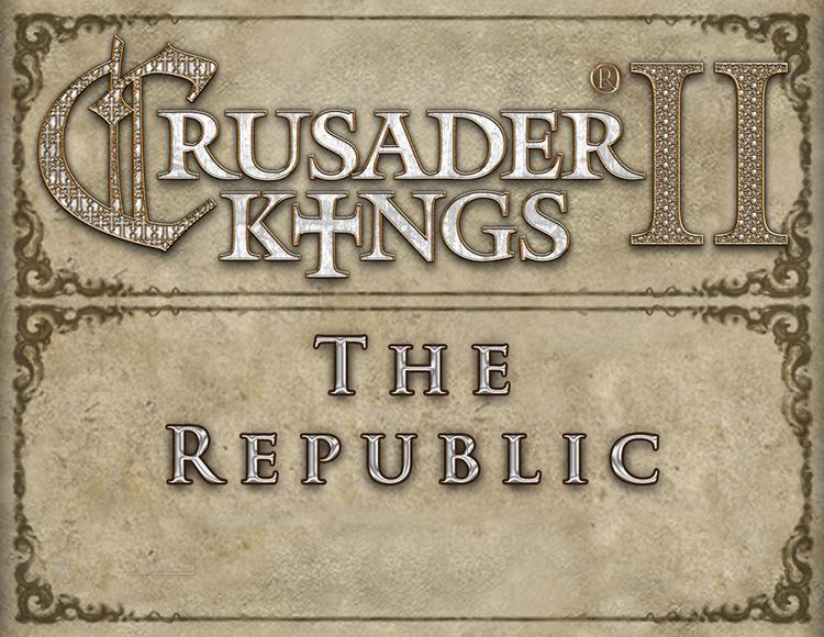 Crusader Kings II : The Republic (PC) фото