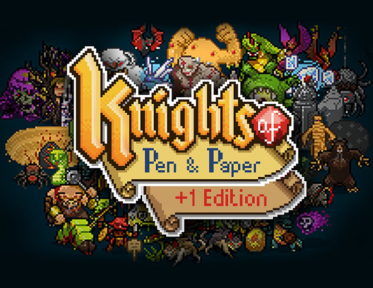 Knights of Pen and Paper + 1 Edition (PC)