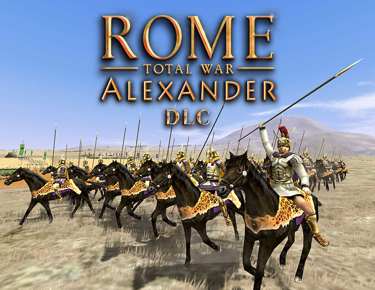 Total War : Rome - Alexander DLC (PC) фото